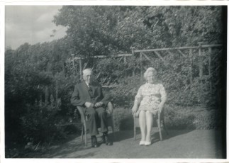 Hanson Ormondroyd and Mabel Lindsey